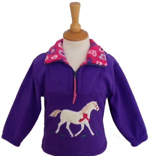 British Country Collection Champion Pony Fleece size XS